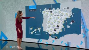 (19-01-19) Lluvias en toda España y nieve en zonas de montaña