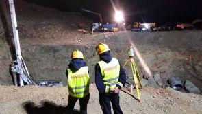 (20-01-19) El rescate de Julen se ralentiza tras chocar la perforadora contra una roca de gran tamaño