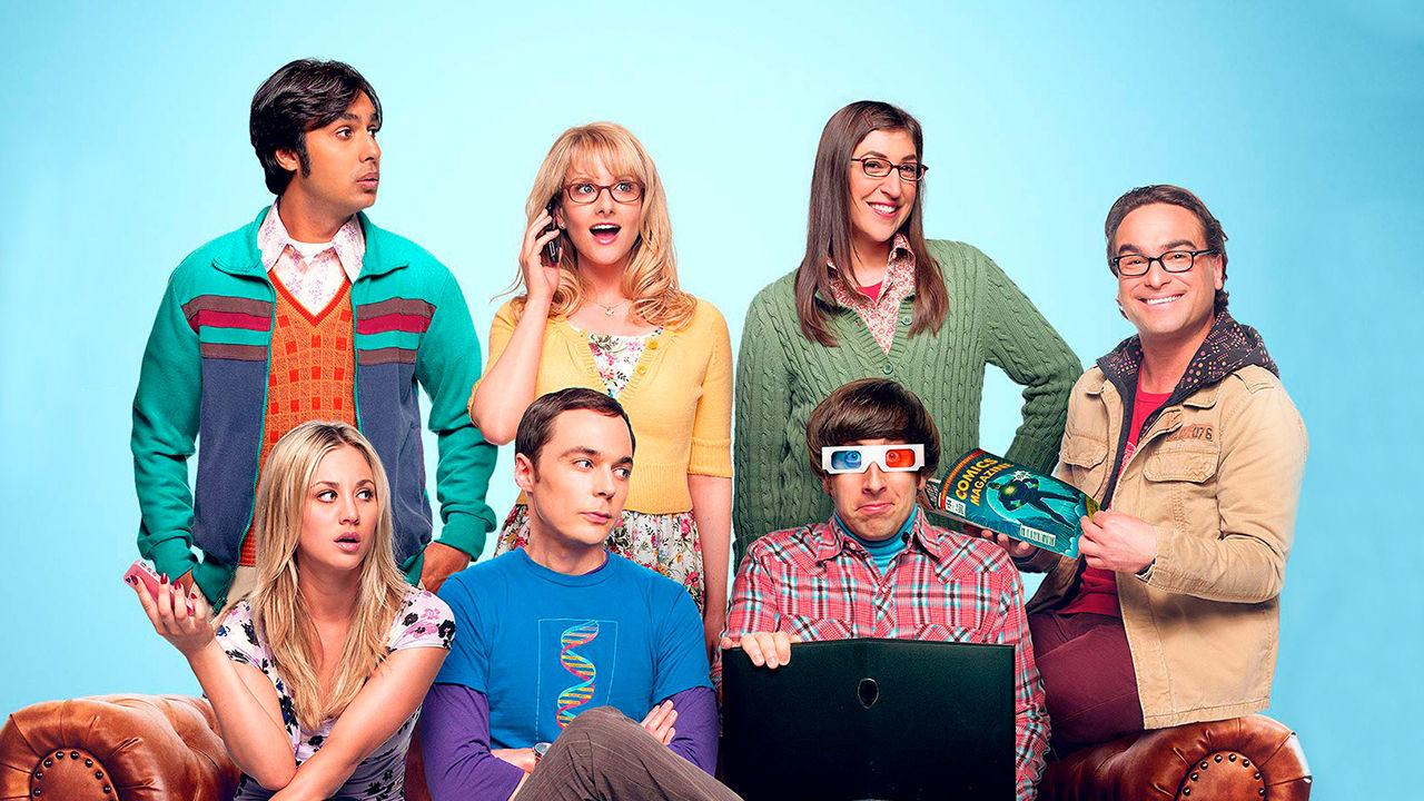 Ver serie The Big Bang Theory Gratis en España