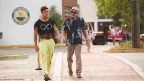 CINE: DIRTY GRANDPA