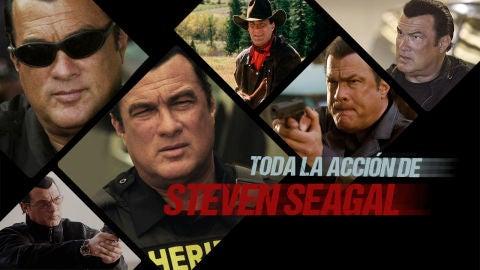 Películas de Steven Seagal
