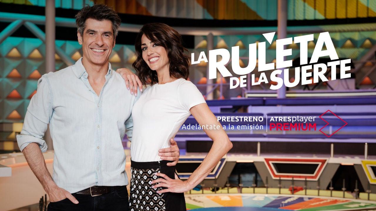 La Ruleta De La Suerte Con Jorge Fernández Atresplayer Tv