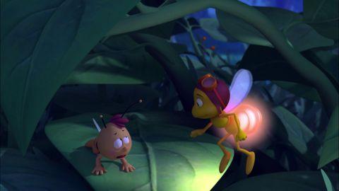 La abeja Maya (versión 3D)