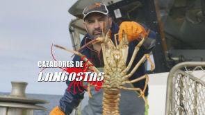CAZADORES DE LANGOSTAS
