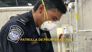 PATRULLA DE FRONTERAS USA