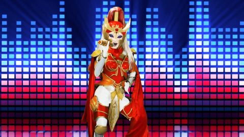 Mask Singer: tras la pista de la Dama Centella