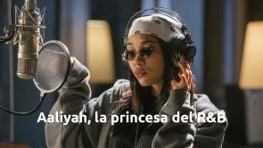CINE SUPERNOVA: AALIYAH, LA PRINCESA DEL R&B