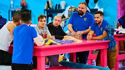 Drag race España - Programa 7: Titanes del drag