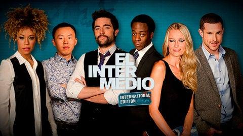 El Intermedio International Edition